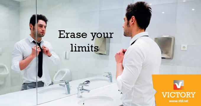 Erase your limits